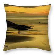 Essentially Tranquil Throw Pillow