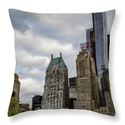 Essex House Throw Pillow
