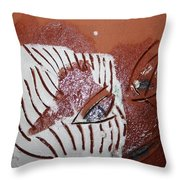 Estelle - Tile Throw Pillow
