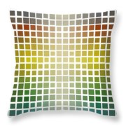 Et.9 Throw Pillow