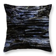 Eternal Flame Falls Throw Pillow by Darleen Stry