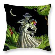 Eternal Love Throw Pillow