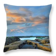 Eternal Soul Throw Pillow
