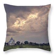 Eternal Storm Throw Pillow