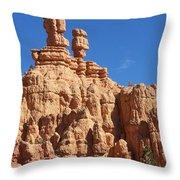 Eternal Vigilance Throw Pillow