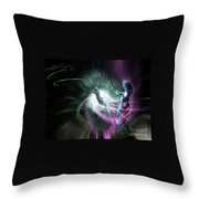Eternel Feminin 02 Throw Pillow