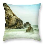 Ethereal Beach 2 Throw Pillow