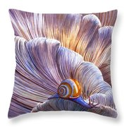 Etherial Throw Pillow