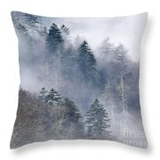 Ethereal Forest - D008248 Throw Pillow