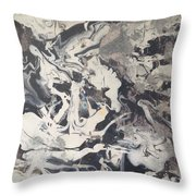 Ethereal Vertical Throw Pillow
