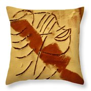 Etta - Tile Throw Pillow