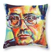 Eugene Throw Pillow