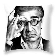 Eugene Levy Throw Pillow