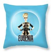Eugenia Throw Pillow