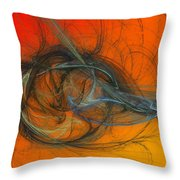 Eunoia Throw Pillow
