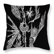 Euphoric Throw Pillow