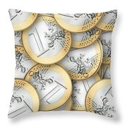 Euro Throw Pillow