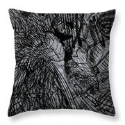 Even God Falls In Love Throw Pillow
