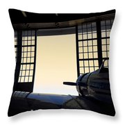 Evening Fight - 700070 Throw Pillow
