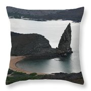 Evening In Paradise Throw Pillow