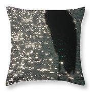Ever-vigilant Throw Pillow