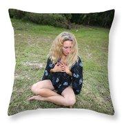 Everglades City Beauty 125 Throw Pillow