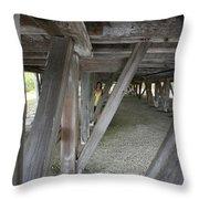 Everglades City Beauty 522 Throw Pillow