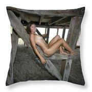 Everglades City Beauty 567 Throw Pillow