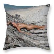 Everglades City Beauty 623 Throw Pillow