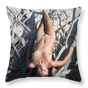 Everglades City Beauty 652 Throw Pillow