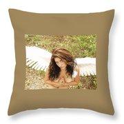 Everglades City Fl. Professional Photographer 4183 Throw Pillow