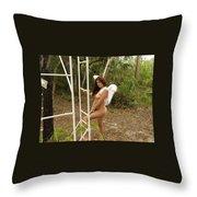 Everglades City Fl. Professional Photographer 4188 Throw Pillow