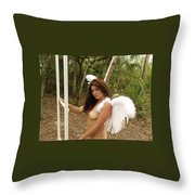 Everglades City Fl. Professional Photographer 4189 Throw Pillow