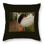 Everglades City Fl. Professional Photographer 4193 Throw Pillow