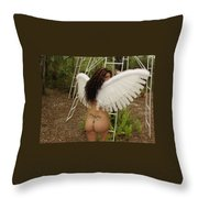 Everglades City Fl. Professional Photographer 4196 Throw Pillow