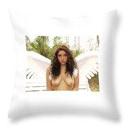 Everglades City Professional Photographer 4166 Throw Pillow