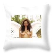 Everglades City Professional Photographer 4168 Throw Pillow