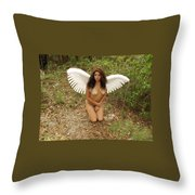 Everglades City Professional Photographer 4174 Throw Pillow