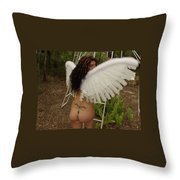 Everglades City Professional Photographer 4194 Throw Pillow