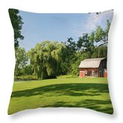 Evergreen Trails 7525 Throw Pillow