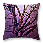 Everlasting 2 Throw Pillow