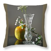 Everlasting Harvest Throw Pillow