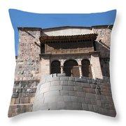 Everlasting Throw Pillow