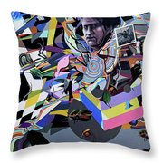 Every Inch Throw Pillow