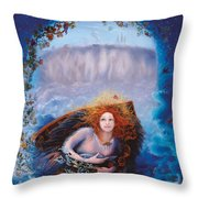 Every Soul Is A Universe Throw Pillow
