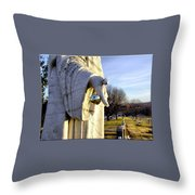 Every Time A Bell Rings... Throw Pillow