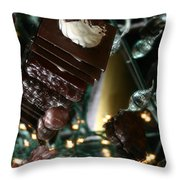 Every Which Way And Sweet Throw Pillow