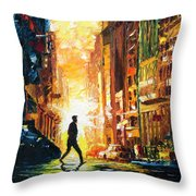 Everybody Knows, Vol. 2 Throw Pillow