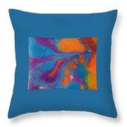 Everycolor 2 Throw Pillow