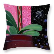 Everyday Sacred Throw Pillow